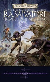 Promise of the Witch-King : The Sellswords Trilogy Book 2 : Legend of Drizzt Series-15 - Salvatore, R. A.
