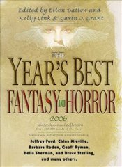 Years Best Fantasy and Horror 2006 - Datlow, Ellen