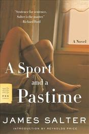Sport and a Pastime - Salter, James