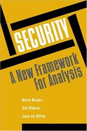 Security : New Framework for Analysis - Buzan, Barry