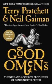 Good Omens : Nice and Accurate Prophecies of Agnes Nutter, Witch - Gaiman, Neil