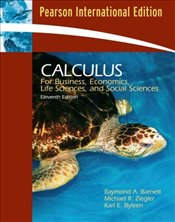 Calculus for Business, Economics, Life Sciences and the Social Sciences 11e - Barnett, Raymond A.