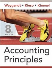 Accounting Principles 8E WSE  - Weygandt, Jerry J.