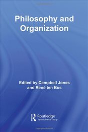 Philosophy and Organization - Jones, Campbell