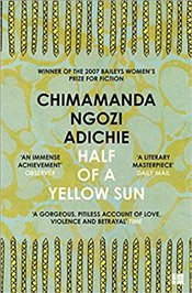 Half of a Yellow Sun - Adichie, Chimamanda Ngozi