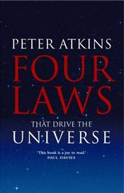 Four Laws That Drive the Universe - Atkins, Peter