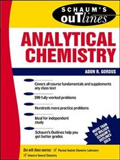Schaums Outline of Analytical Chemistry - Aden A. Gordus