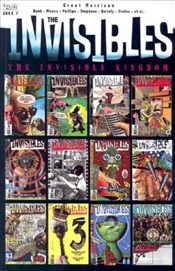Invisibles 7 : Invisible Kingdom - Morrison, Grant