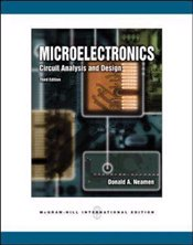 Microelectronics 3e : Circuit Analysis and Design, Revised Edition - Neamen, Donald A.