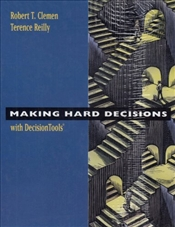 Making Hard Decisions with Decision Tools Suite : Update - Clemen, Robert T.