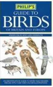 Guide to Birds of Britain and Europe - Svensson, Lars