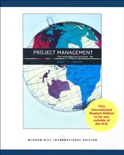 Project Management 4e : The Managerial Process with MS Project CD and Student CD - Gray, Clifford F.