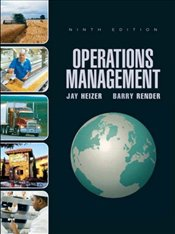 Operations Management 9E    - Heizer, Jay
