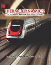 Thermodynamics 6e : Engineering Approach SI - Çengel, Yunus