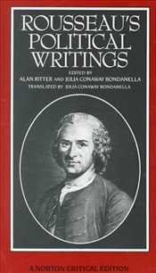 Political Writings : Discourse on Inequality / Discourse on Political Economy / Discourse on ... - Rousseau, Jean-Jacques
