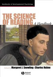Science of Reading - Snowling, Margaret J.