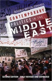 Contemporary Politics in the Middle East 2e - Milton-Edwards, Beverly