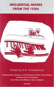 Influential Papers from the 1920s - Hinselwood, Robert