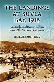 Landings at Suvla Bay, 1915 : An Analysis of British Failure During the Gallipoli Campaign - Mortlock, Michael J.