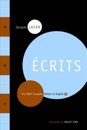 Ecrits : The First Complete Edition in English - Lacan, Jacques