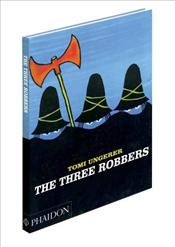Three Robbers - Ungerer, Tomi
