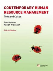 Contemporary Human Resource Management 3e : Text and Cases   - WILKINSON, A.