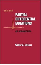 Partial Differential Equations 2E : An Introduction  - Strauss, Walter A.