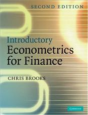 Introductory Econometrics for Finance 2e [Revised edition] - Brooks, Chris