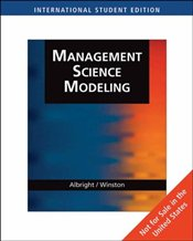 Management Science Modeling with Student CD-Rom, Decision Tools and Stat Tools Suite and MS Project - Albright, Christian S.