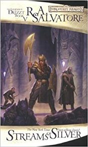 Streams of Silver : The Icewind Dale Trilogy Book 2 : Legend of Drizzt Series-5 - Salvatore, R. A.