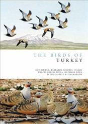 Birds of Turkey - Kirwan, Guy M.