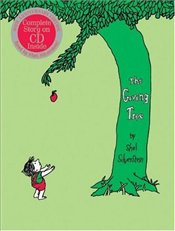 Giving Tree : 40th Anniversary Edition Book with CD - Silverstein, Shel