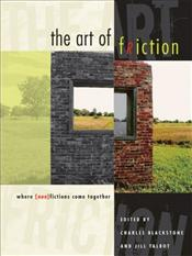 Art of Friction : Where (Non) Fictions Come Together - Blackstone, Charles