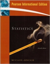 Statistics 11e PIE - McClave, James T.