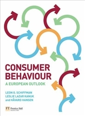 Consumer Behaviour : A European Outlook - SCHIFFMAN, LEON G