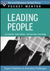 Pocket Mentor Series : Leading People - Harvard Business