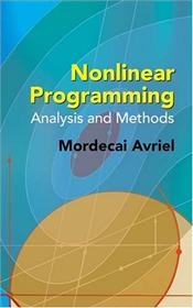 Nonlinear Programming : Analysis and Methods - Avriel, Mordecai
