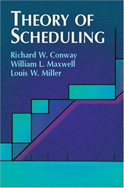 Theory of Scheduling - Conway, Richard W.