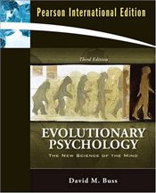 Evolutionary Psychology 3e PIE : New Science of the Mind - Buss, David M.