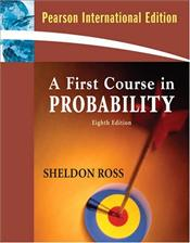 First Course in Probability 8e PIE - Ross, Sheldon M.