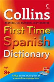 First Time Spanish Dictionary -