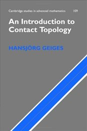 Introduction to Contact Topology 1E - Geiges, Hansjörg