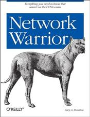 Network Warrior - Donahue, Gary