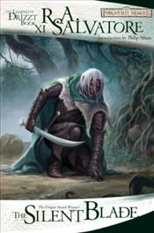 Silent Blade : The Paths of Darkness Book 1 : Legend of Drizzt Series-11 - Salvatore, R. A.