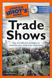 Complete Idiots Guide to Trade Shows - Musgrove, Linda