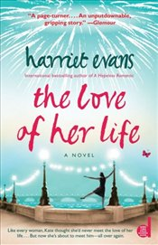 Love of Her Life - Evans, Harriet