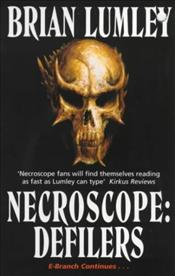 Necroscope Defilers - LUMLEY, BRIAN