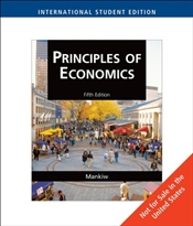 Principles of Economics 5e ISE - Mankiw, Gregory N.