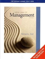 New Era of Management 9e ISE - Daft, Richard L.