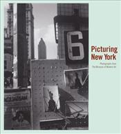 Picturing New York : Photographs from the Museum of Modern Art - Meister, Sarah Hermanson